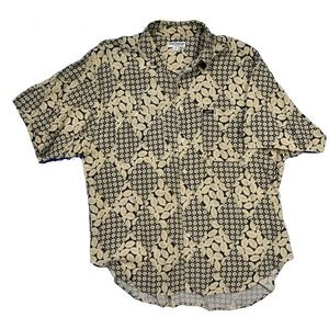 Vintage Guess Marciano Paisley Button Shirt XL